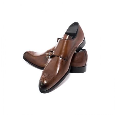 shoes-black-double-buckle-asia Art 19
