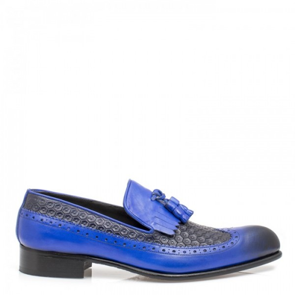 MEN'S LOAFERS WITH FRINGE