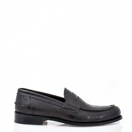 CLASSIC REPTILE LOAFERS