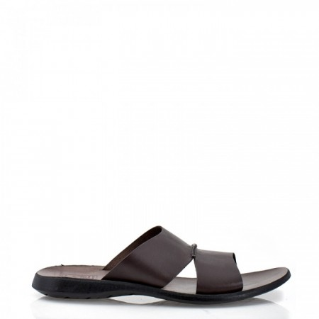 SMOOTH LEATHER SANDALS