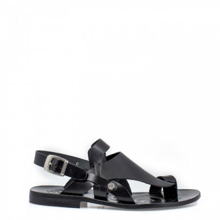 SANDALS WITH STRAP ON KICK